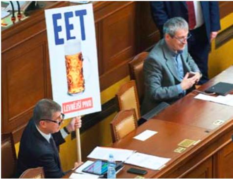 Cz Eet Electronic Evidence Of Taxes Sdc