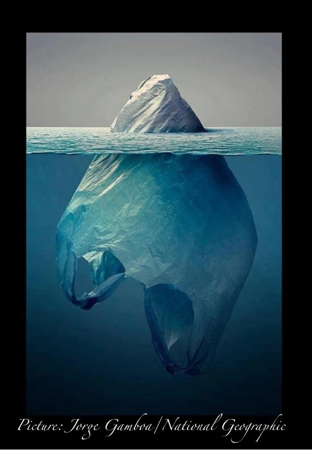 Plastica bag slika